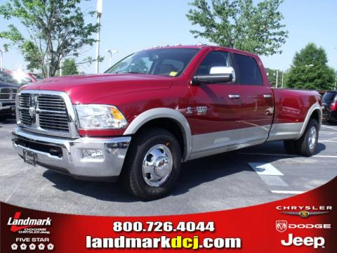 new 2010 dodge ram 3500 laramie crew cab dually for sale. Black Bedroom Furniture Sets. Home Design Ideas