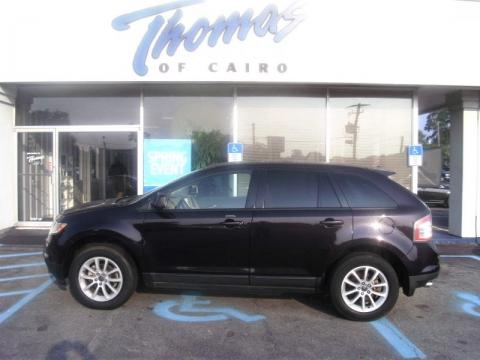 Used 2007 Ford Edge Sel Plus For Sale Stock 26274 Dealer Car Ad 31426411