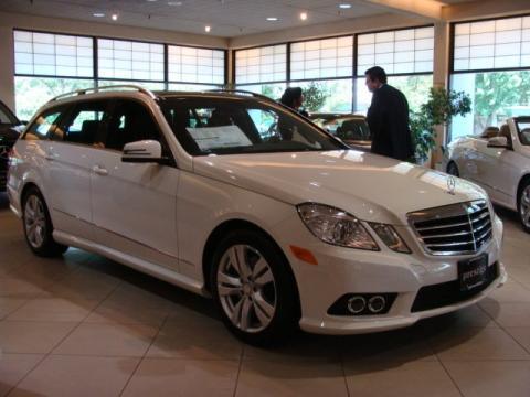 New 2011 mercedes benz e 350 4matic wagon for sale stock for Prestige mercedes benz paramus nj