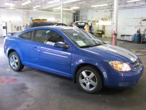Cobalt Metallic Blue Blue Flash Metallic Chevrolet