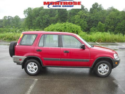 Used 1997 Honda Cr V Lx 4wd For Sale Stock 79232b