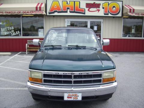 on 1995 Dodge Dakota King Cab