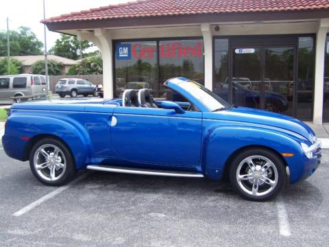 used 2006 chevrolet ssr for sale stock 10034310 dealer car ad 32054452. Black Bedroom Furniture Sets. Home Design Ideas