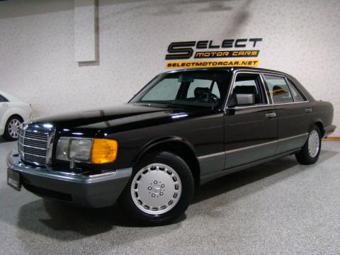 Used 1991 mercedes benz s class 560 sel for sale stock for 1991 mercedes benz 560sel for sale