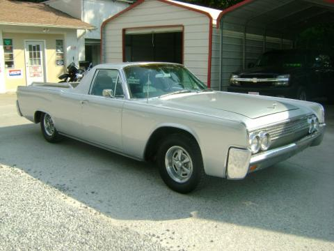 Used 1963 Lincoln Continental Custom Funeral Flower Car For Sale