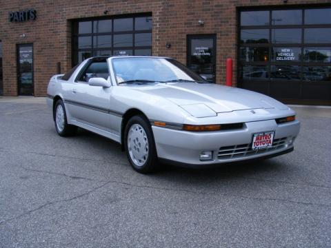 Used 1989 Toyota Supra Turbo Targa for Sale - Stock #9225B ...