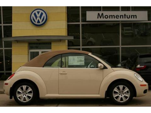 New 2009 Volkswagen New Beetle 2 5 Convertible For Sale