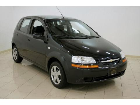Classic Chevy Mentor >> Used 2007 Chevrolet Aveo 5 LS Hatchback for Sale - Stock # ...