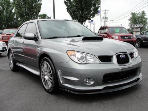 Used 2007 Subaru Impreza WRX STi Limited for Sale - Stock #515838 ...