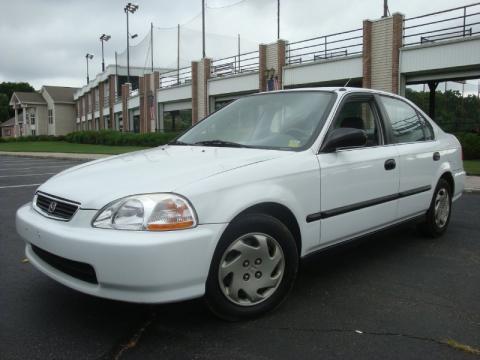 used 1997 honda civic lx sedan for sale stock 035176 dealer car ad 32945253. Black Bedroom Furniture Sets. Home Design Ideas