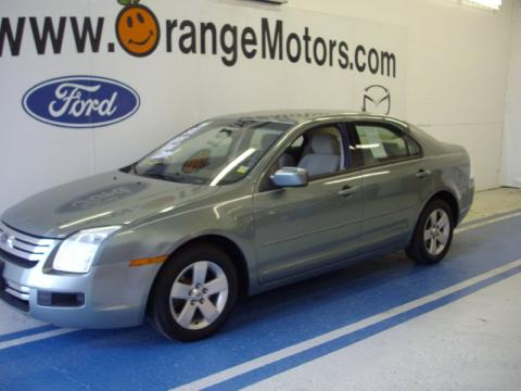 Used 2006 ford fusion se v6 for sale stock 0000914j for Orange motors albany new york