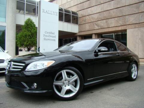 Used 2007 mercedes benz cl 550 for sale stock 13454 for Mercedes benz northern blvd