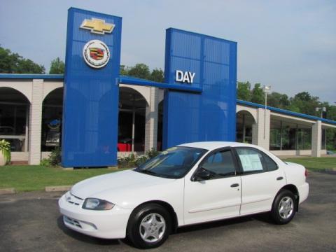 used 2003 chevrolet cavalier sedan for sale stock w0271a dealer car ad. Black Bedroom Furniture Sets. Home Design Ideas