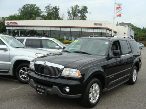 used 2004 lincoln aviator ultimate 4x4 for sale stock. Black Bedroom Furniture Sets. Home Design Ideas