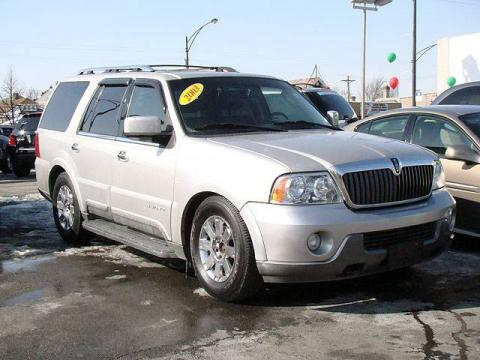 used 2003 lincoln navigator luxury 4x4 for sale stock. Black Bedroom Furniture Sets. Home Design Ideas