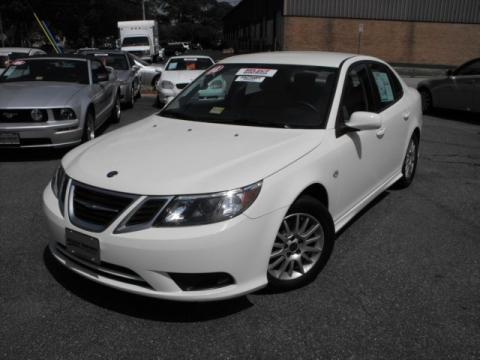 used 2008 saab 9 3 2 0t sport sedan for sale stock 3308. Black Bedroom Furniture Sets. Home Design Ideas