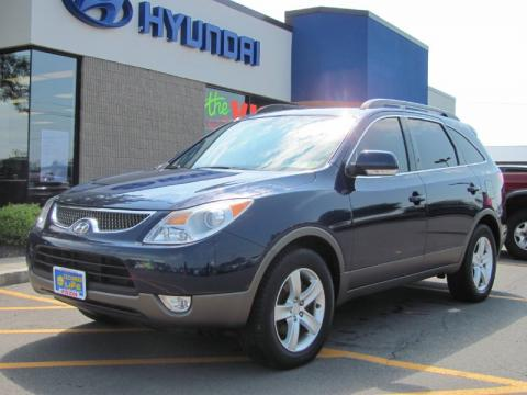 used 2007 hyundai veracruz limited awd for sale stock. Black Bedroom Furniture Sets. Home Design Ideas