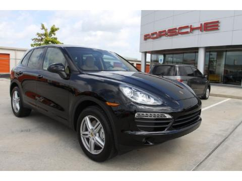 new 2011 porsche cayenne s for sale stock bla43303. Black Bedroom Furniture Sets. Home Design Ideas