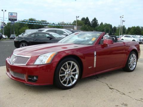 Used 2009 Cadillac XLR V Series Roadster for Sale - Stock ...
