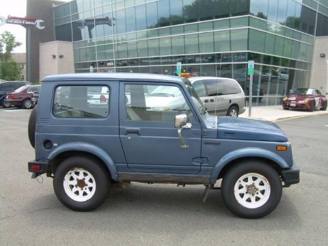 Used 1988 Suzuki Samurai Hardtop 4x4 For Sale Stock
