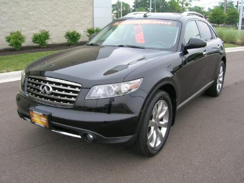 Airport Acura on Used 2007 Infiniti Fx 35 Awd For Sale   Stock  I1010   Dealerrevs Com