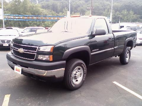 2006 Chevy Silverado 2500HD Regular Cab
