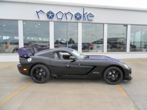 New 2010 dodge viper acr roanoke dodge edition coupe for for Roanoke motors used cars