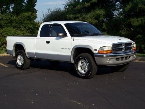 on 2003 Dodge Dakota Extended Cab V8