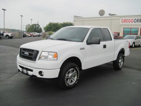 Jeep Dealers In Arkansas >> Used 2008 Ford F150 STX SuperCab 4x4 for Sale - Stock #8FB61074 | DealerRevs.com - Dealer Car Ad ...