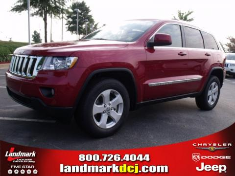Jeep Grand Cherokee Laredo 2011. Jeep Grand Cherokee Laredo