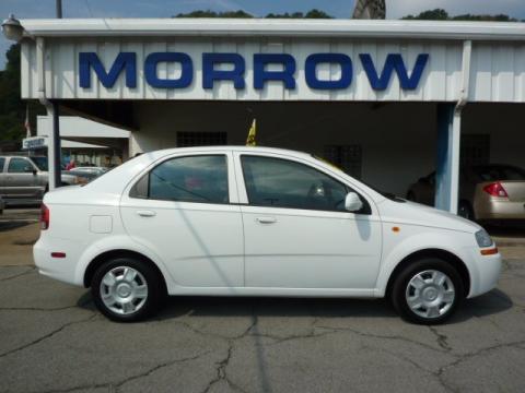 Used 2004 Chevrolet Aveo Sedan For Sale Stock Y2923 Dealerrevs