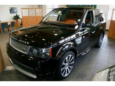 New 2010 Land Rover Range Rover Sport Supercharged Autobiography