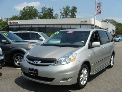 used 2006 toyota sienna limited awd for sale stock 82295 dealer car ad. Black Bedroom Furniture Sets. Home Design Ideas