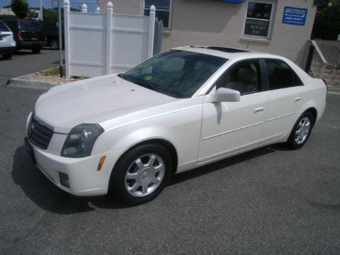 Used 2003 Cadillac CTS Sedan for Sale - Stock #1517 | DealerRevs.com