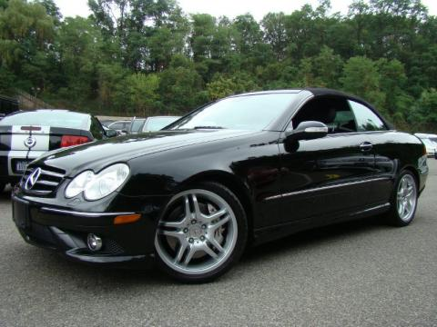 Used 2006 mercedes benz clk 55 amg cabriolet for sale for Mercedes benz northern blvd