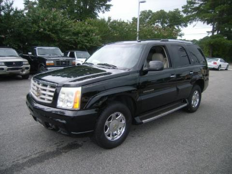 used 2002 cadillac escalade awd for sale stock 1522 dealer car ad 34994847. Black Bedroom Furniture Sets. Home Design Ideas