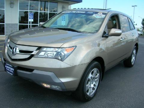 Acura   Sale on Used 2008 Acura Mdx For Sale   Stock  A523074a   Dealerrevs Com