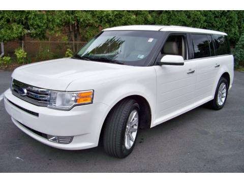 used 2009 ford flex sel awd for sale stock p2638b. Black Bedroom Furniture Sets. Home Design Ideas