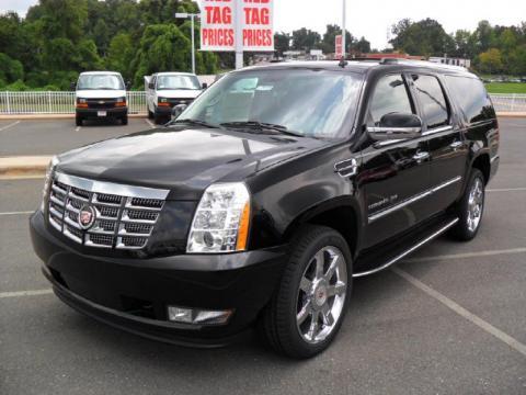2011 Cadillac Escalade Esv Interior. 2011 Cadillac Escalade ESV