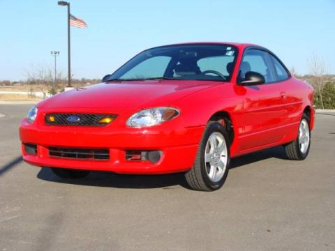 Planet d'Cars: 2003 Ford Escort ZX2