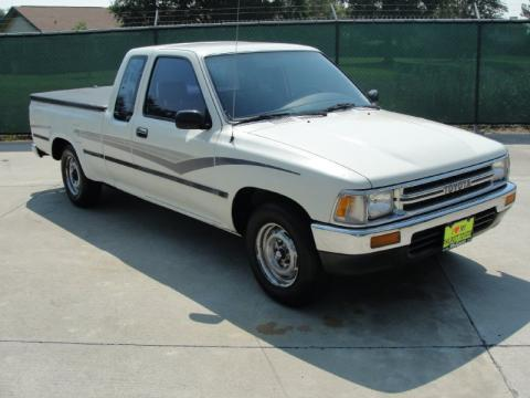 used 1990 toyota pickup deluxe extended cab for sale stock t5l0014440. Black Bedroom Furniture Sets. Home Design Ideas