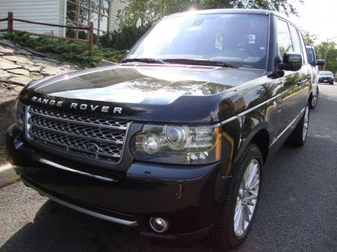new 2011 land rover range rover autobiography for sale. Black Bedroom Furniture Sets. Home Design Ideas