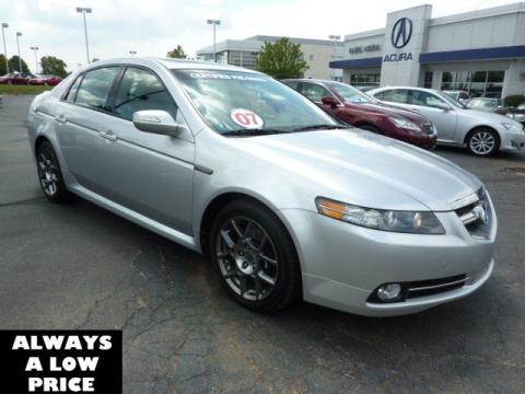 2007 Acura Typespecs on Used 2007 Acura Tl 3 5 Type S For Sale   Stock  5p2443   Dealerrevs