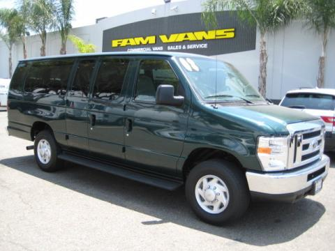 used 2008 ford e series van e350 super duty xlt 15 passenger for sale stock b16762. Black Bedroom Furniture Sets. Home Design Ideas