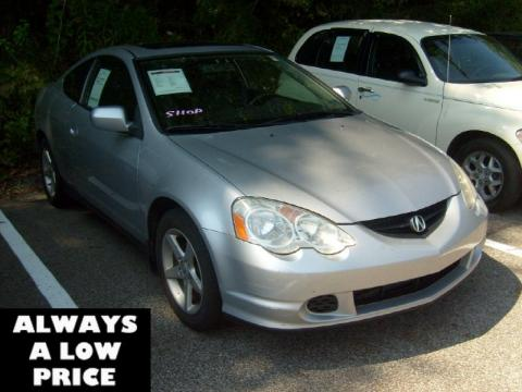 Baierl Acura on Satin Silver Metallic Acura Rsx Sports Coupe  Click To Enlarge
