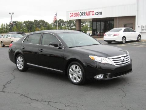 Toyota Dealers In Arkansas >> New 2011 Toyota Avalon for Sale - Stock #BU392088 ...