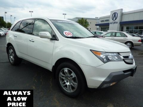Baierl Acura on Used 2008 Acura Mdx Technology For Sale   Stock  A50530a   Dealerrevs
