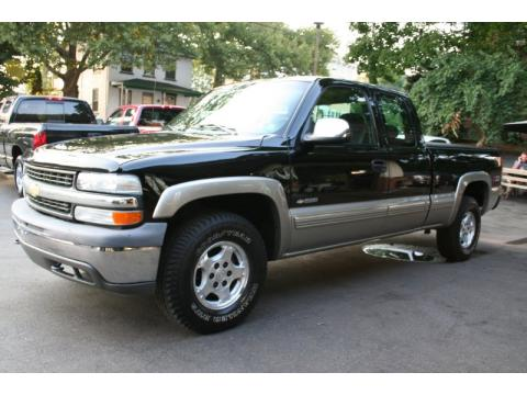 used 2002 chevrolet silverado 1500 ls extended cab 4x4 for sale stock 406011. Black Bedroom Furniture Sets. Home Design Ideas