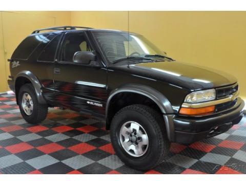 used 2002 chevrolet blazer ls zr2 4x4 for sale stock 165345 dealer car ad. Black Bedroom Furniture Sets. Home Design Ideas
