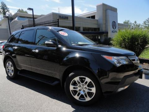 2007 Acura  on Used 2007 Acura Mdx Technology For Sale   Stock  U 4702   Dealerrevs